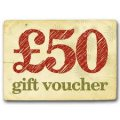 £50 Gift Certificate GC50
