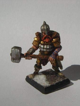 Barbarian tyrant