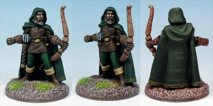 ranger painted by Orctrader