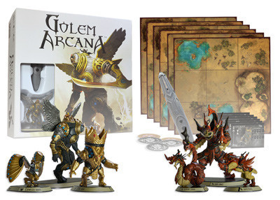 Golem Arcana now available!