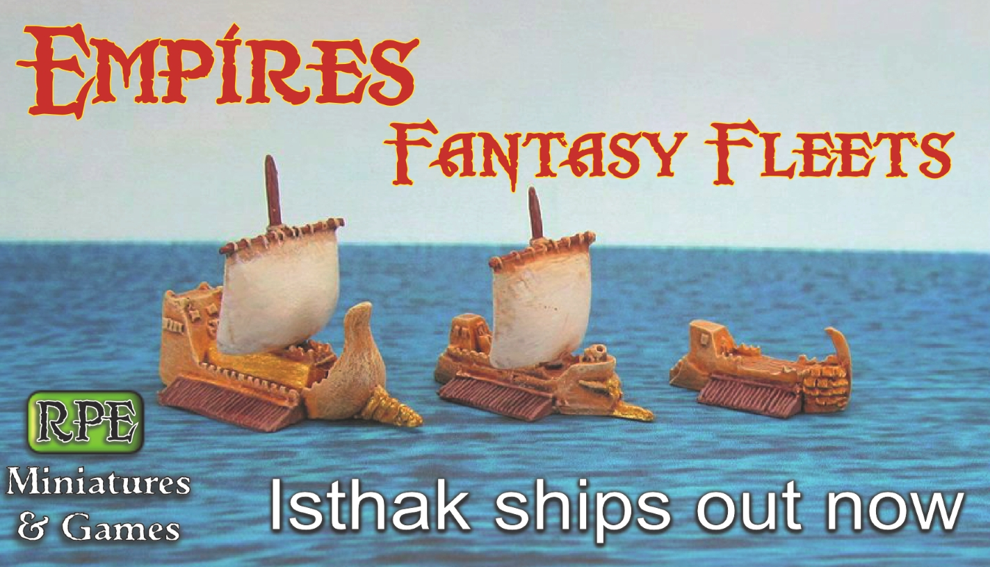 isthak fleet release for Empires range